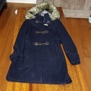 Nautica  size small navy jacket
